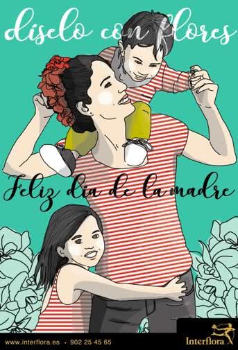 Blog Interflora - Feliz día de la Madre