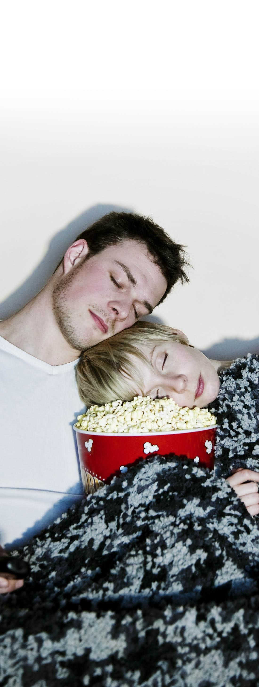 Amores de película o historias románticas de la literatura
