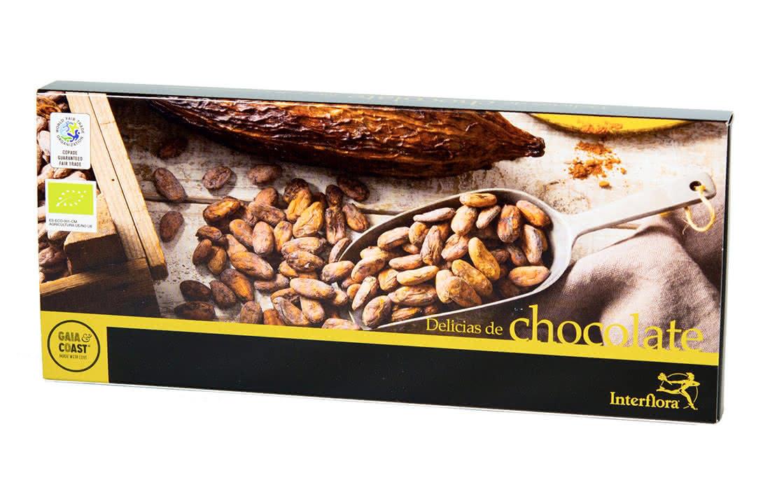 Chocolates Gaia & Coast Interflora, ejemplo de calidad, compromiso y sostenibilidad