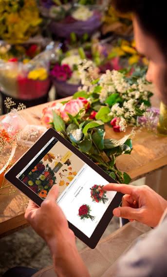 7 ventajas de enviar flores online