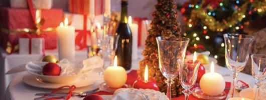 Luces en casa por Navidad