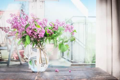 Tu ramo de flores, en el mejor lugar de la casa