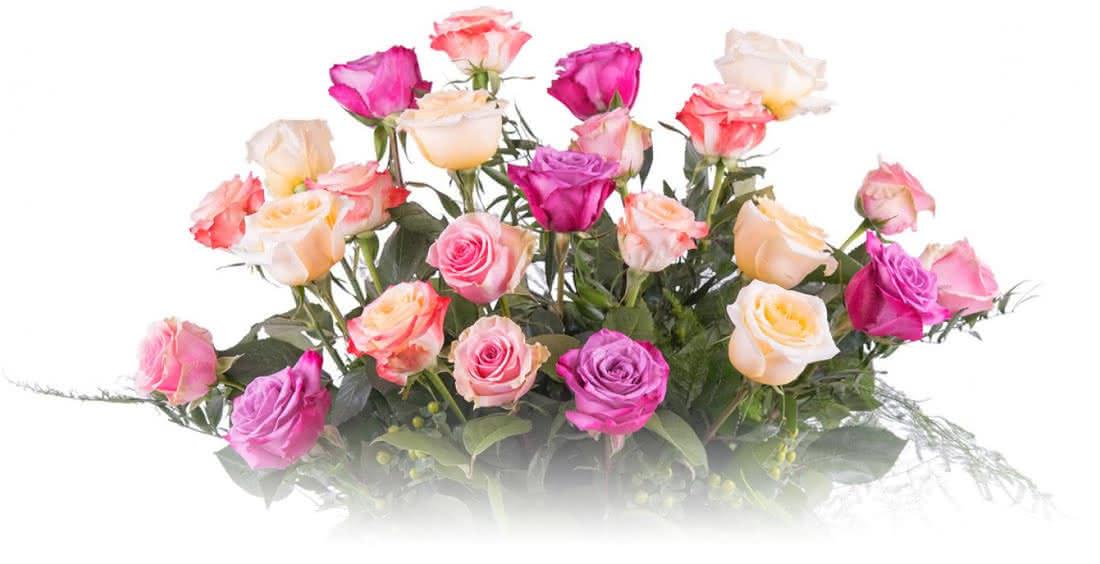 Envía flores el Día de los Enamorados