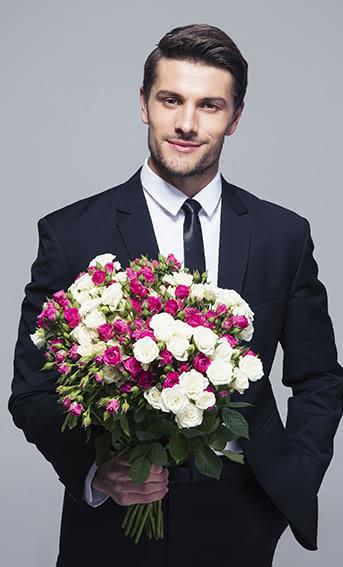 Consejos Interflora - ¿Qué le puedo regalar en San Valentín a un hombre?