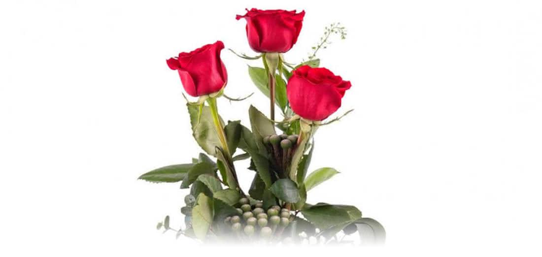 Flores directas al corazón para celebrar tu historia de amor