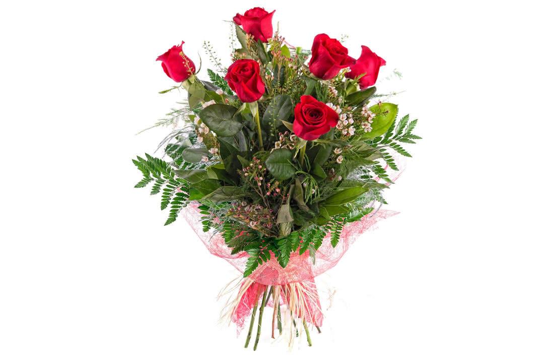En San Valentín regala rosas y chocolates Gaia & Coast Interflora