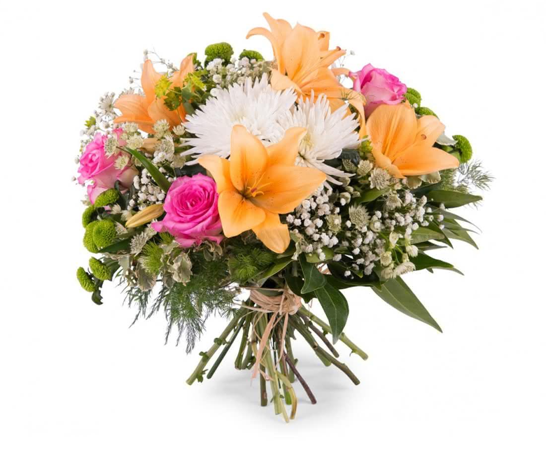 Elige ramo de flores para el Día de la Madre