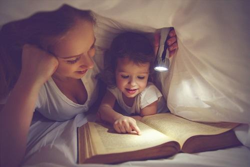 Lee con tus hijos y participa en cuentacuentos