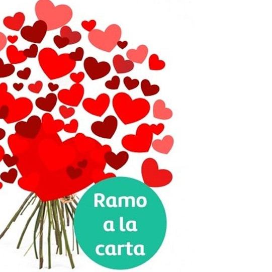 Ramo de rosas personalizado para el Día de la Madre