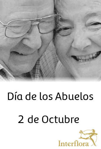 Blog Interflora - 1 de Octubre: Una fecha para celebrar