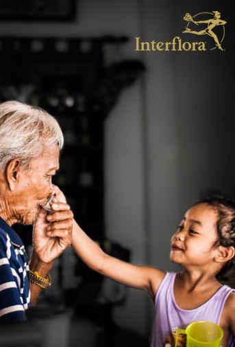 Blog Interflora - Crecemos juntos: una iniciativa verde que comparten niños y abuelos