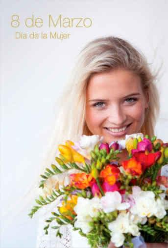 Blog Interflora - Por qué sigue siendo necesario el día de la mujer