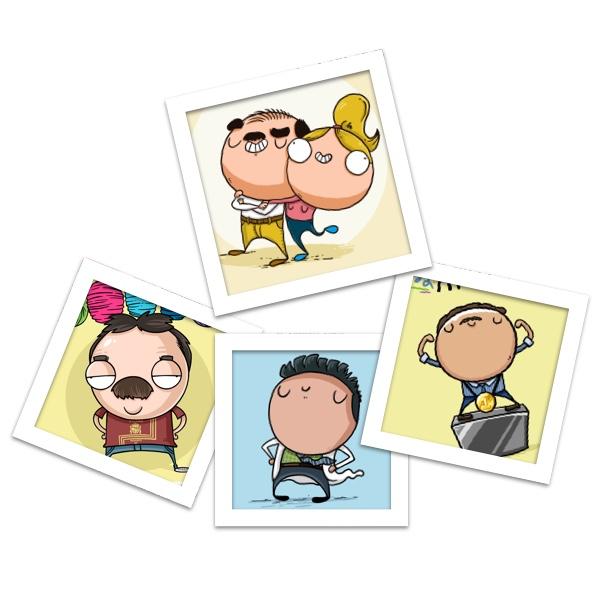 Regala tarjetas personalizadas en el Día del Padre