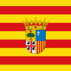 Interflora - Día de Aragón