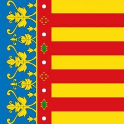 Interflora - Día de la Comunidad Valenciana