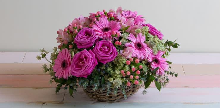 Enviar gerberas y rosas a domicilio