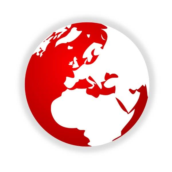Entrega internacional de regalos
