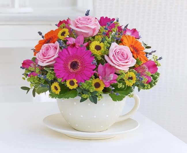 Motivos para regalar flores