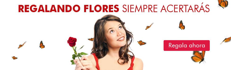 Interflora - Regalar flores con entrega en el día