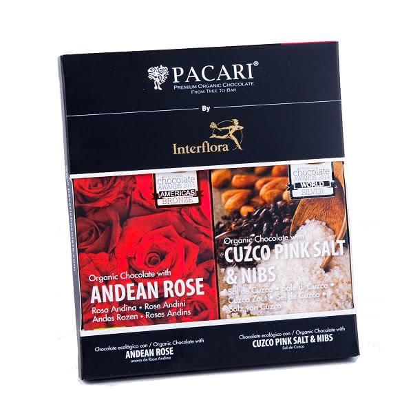 Chocolate Pacari para regalar en San Valentín