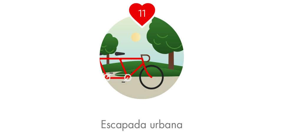 Escapada urbana